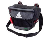 Axiom Seymour Oceanweave P4 Handlebar Bag (Black/Gray)