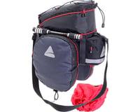 Axiom Seymour Oceanweave EXP Expandable Trunk Bag (Gray/Black)