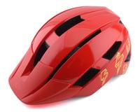 Bell Sidetrack II Kids Helmet (Red Bolts)