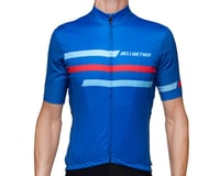 Bellwether Edge Cycling Jersey (True Blue/Red)