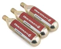 Blackburn Co2 Threaded Cartridges (3-Pack) (16g)