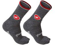 Castelli Quindici Soft Sock (Anthracite)