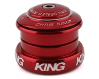 """Chris King InSet 8 Headset (Red) (1-1/8"""" to 1-1/4"""")"""