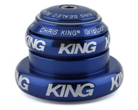 """Chris King NoThreadSet Tapered Headset (Navy) (1-1/8"""" to 1-1/2"""")"""