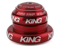 """Chris King NoThreadSet Tapered Headset (Red) (1-1/8"""" to 1-1/2"""")"""