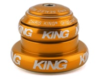 """Chris King NoThreadSet Tapered Headset (Gold) (1-1/8"""" to 1-1/2"""")"""
