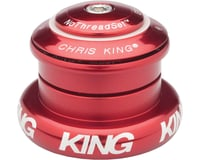 """Chris King InSet 7 Headset (Red) (1-1/8"""" to 1-1/2"""")"""