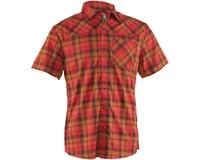 Club Ride Apparel New West Short Sleeve Shirt (Flame)