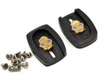 Crankbrothers 3-Hole Cleats (Brass) (Set)