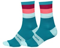 Endura Bandwidth Sock (Blue Paisley)