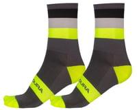 Endura Bandwidth Sock (Hi-Viz Yellow)