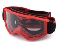 Fly Racing Focus Youth Goggle (Red) (Clear Lens)