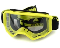 Fly Racing Focus Youth Goggle (Hi-Vis) (Clear Lens)