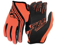 Fly Racing Windproof Gloves (Orange/Black)