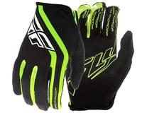 Fly Racing Windproof Gloves (Black/Hi Vis)
