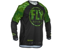 Fly Racing Evolution DST Long Sleeve Jersey (Green/Black)