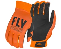 Fly Racing Pro Lite Gloves (Orange/Black)