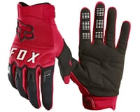 Fox Racing Dirtpaw Glove (Flame Red)