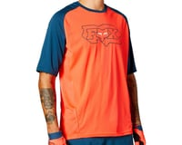 Fox Racing Defend Short Sleeve Jersey (Atomic Punch)