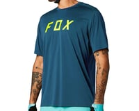 Fox Racing Ranger Fox Short Sleeve Jersey (Blue/Yellow)