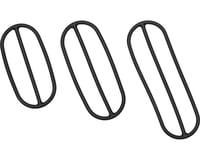 Garmin Speed & Cadence Sensor Replacement Bands (Black)