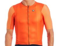 Giordana SilverLine Short Sleeve Jersey (Tangerine Orange)