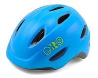 Giro Scamp Kid's Bike Helmet (Matte Blue/Lime)