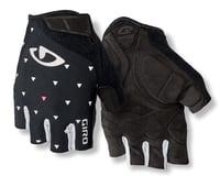Giro Jag'ette Women's Gloves (Black Sharktooth)
