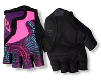 Giro Bravo Jr Gloves (Pink Swirl/Black)