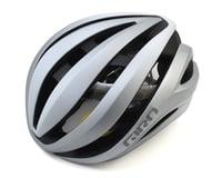 Giro Aether Spherical Road Helmet (Matte White/Silver)