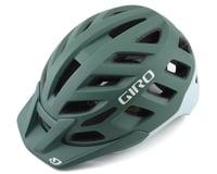 Giro Radix Women's Mountain Helmet w/ MIPS (Matte Grey/Green)