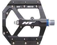 "HT AE03 Evo Pedals (Black) (9/16"")"