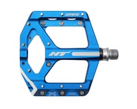 HT ANS10 SupremePlatform Pedals (Royal Blue) (Chromoly)