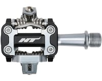 "HT M1 Aluminum Clipless Pedals (Black) (9/16"")"