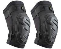 iXS Hack Race Knee Guard (Black)