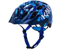 Kali Chakra Youth Helmet (Pixel Blue)