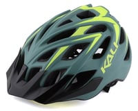 Kali Chakra Plus Helmet (Olive/Yellow)