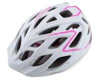 Kali Chakra Plus Reflex Helmet (Matte White/Pink)
