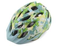 Kali Chakra Youth Helmet (Floral Gloss Blue)