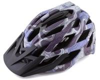 Kali Lunati Helmet (Topo Camo Matte Purple)