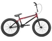 """Kink 2022 Curb BMX Bike (20"""" Toptube) (Blood Orange)"""
