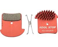 Kool Stop Disc Brake Pads (Shimano Zee/Saint/Deore XT) (Organic/Semi-Metallic)