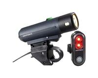 Kryptonite Street F-500/Avenue R-45 Headlight & Tail Light Set (Black)