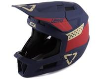 Leatt MTB 1.0 DH Full Face Helmet (Sand)