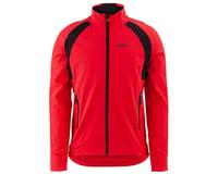 Louis Garneau Men's Dualistic Jacket (Red/Black)