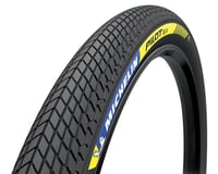 "Michelin Pilot SX BMX Tubeless Tire (Black) (20"") (1.7"")"