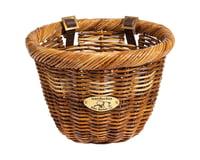 Nantucket Bike Basket Nantucket Cisco Front Basket (Honey) (Oval Shape)