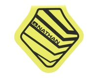 Nathan Mag Flash Diamond Reflective Clip-On Patch (Safety Yellow)