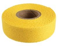 Newbaum's Cotton Cloth Handlebar Tape (Yellow) (1)