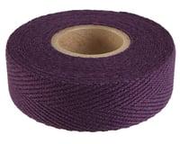 Newbaum's Cotton Cloth Handlebar Tape (Eggplant) (1)